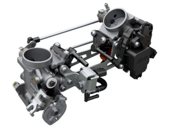 SUZUKI SV650 fuel injection