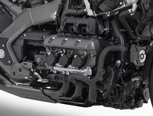 Honda 2018 Goldwing engine