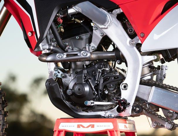 Honda CRF250R frame