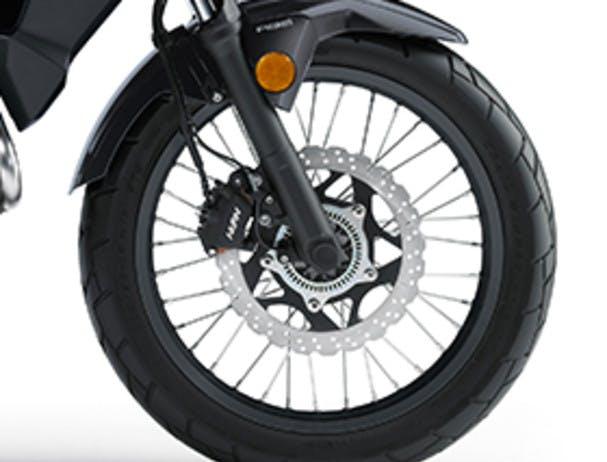 KAWASAKI VERSYS-X 300 rear brake
