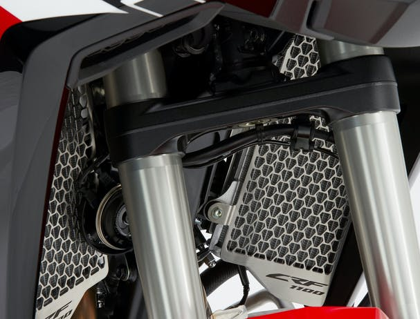 Honda Africa Twin radiator