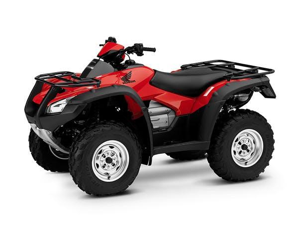 Honda TRX680FA features