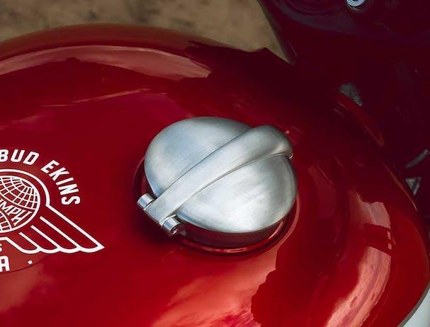 Triumph Bud Ekins T120 fuel tank