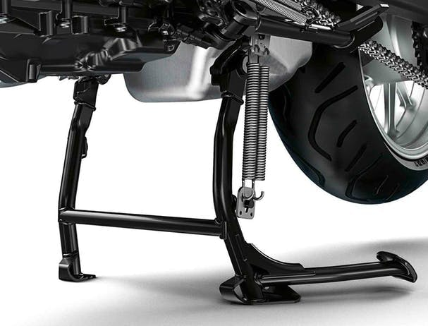 BMW F 900 XR centre stand