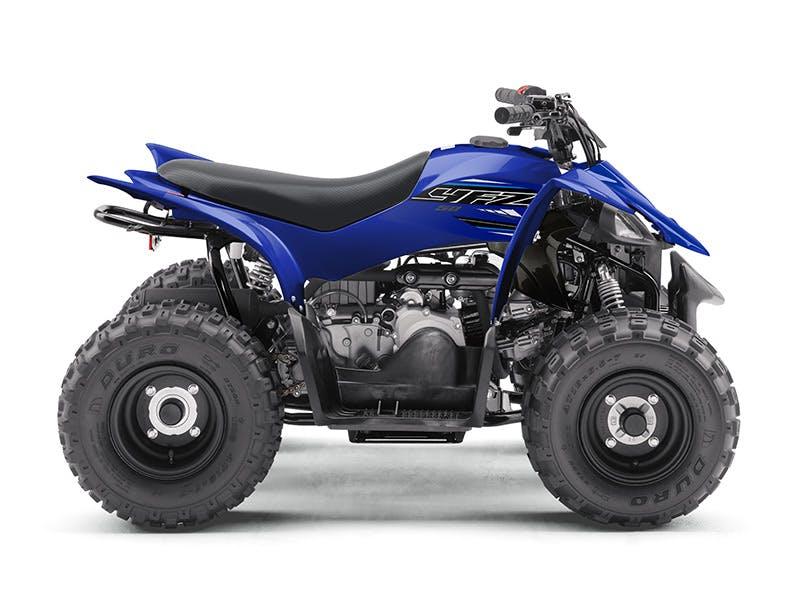 Yamaha YFZ50 in Team Yamaha Blue colour