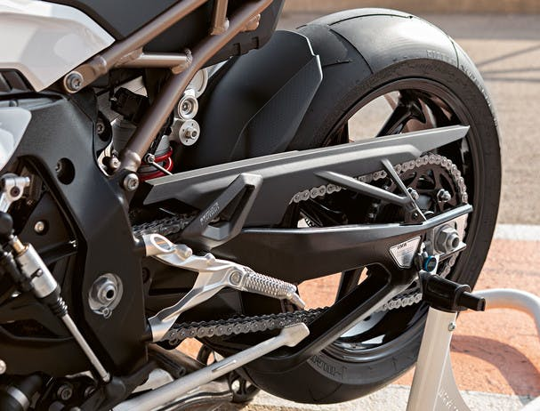 BMW S 1000 RR M SPORT rear section