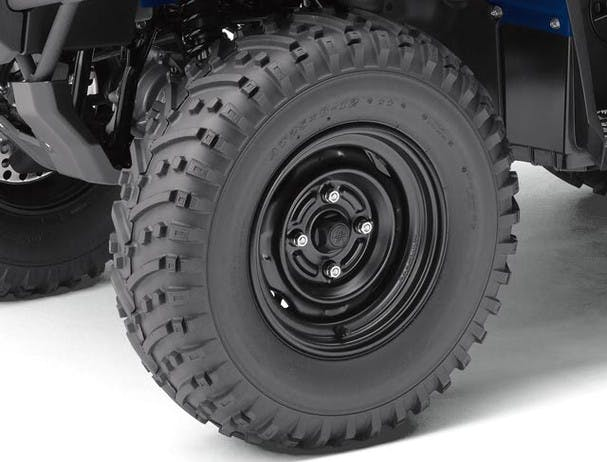 Yamaha Kodiak 700 EPS 25 inch tyres