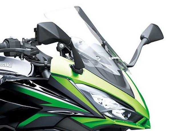 Kawasaki Ninja 1000SX (SE) windshield