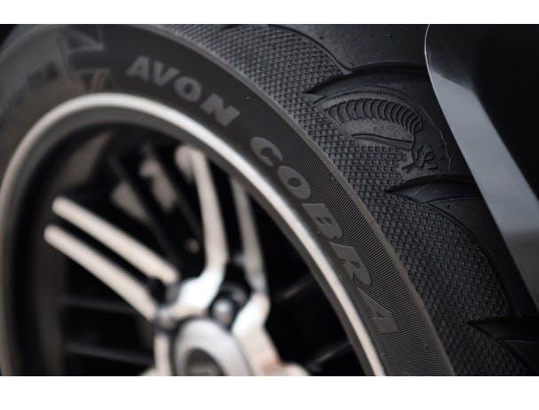 Triumph Rocket 3 GT wheels