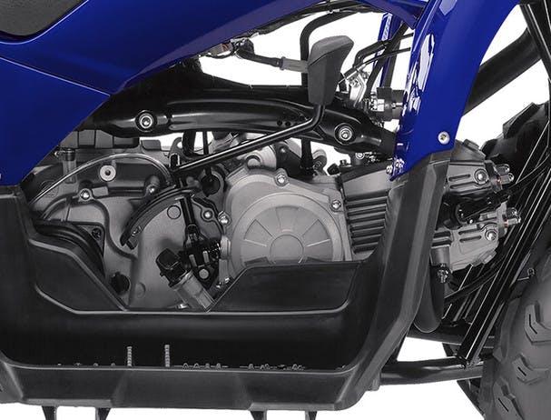 Yamaha Grizzly 90 engine