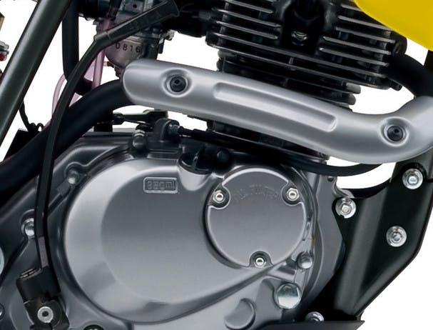 SUZUKI DR-Z125L engine