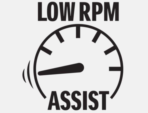 SUZUKI SV650 rpm assist