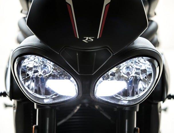 TRIUMPH SPEED TRIPLE S Drl headlights