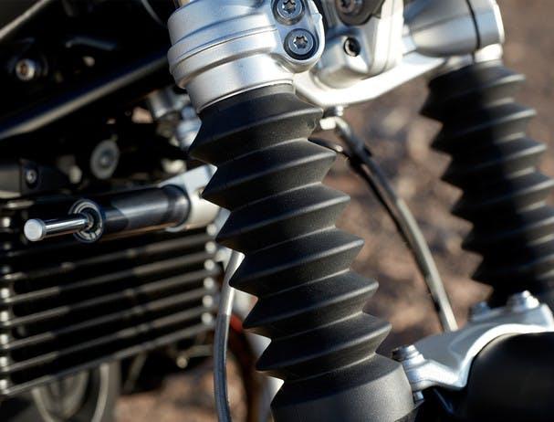 BMW R NINET SCRAMBLER front fork