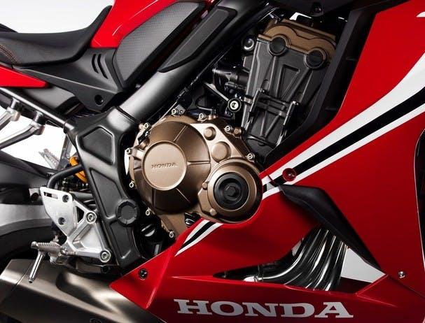 Honda CBR650R engine