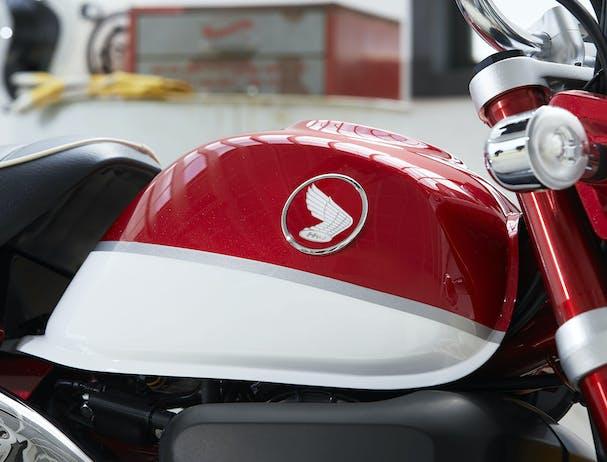 Honda Monkey fuel tank