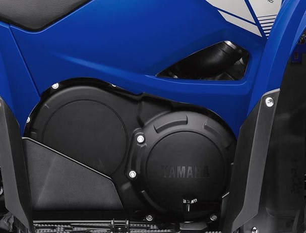 Yamaha Grizzly 700 engine