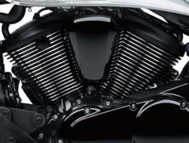 Vulcan 900 Classic's engine