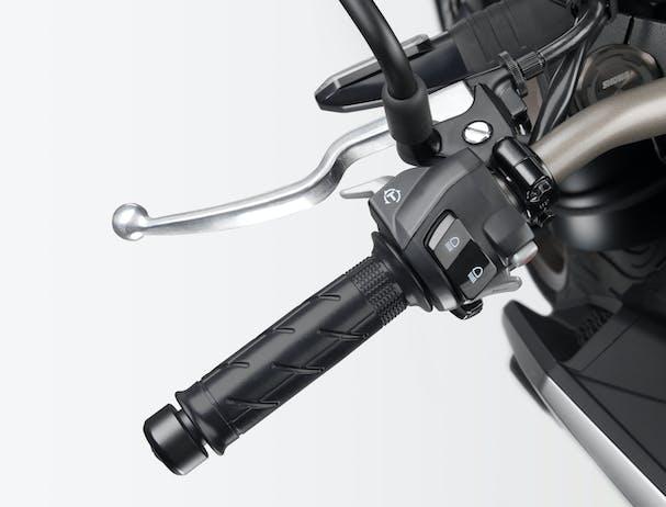 Honda CB650R handgrip