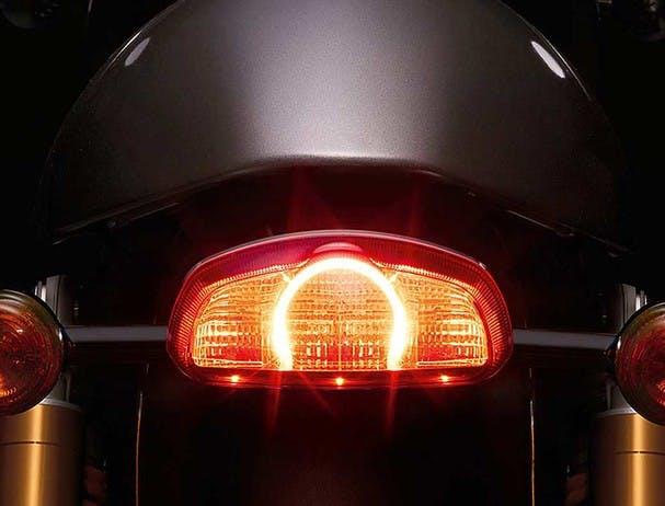 TRIUMPH THRUXTON 1200 R LED LED rear light