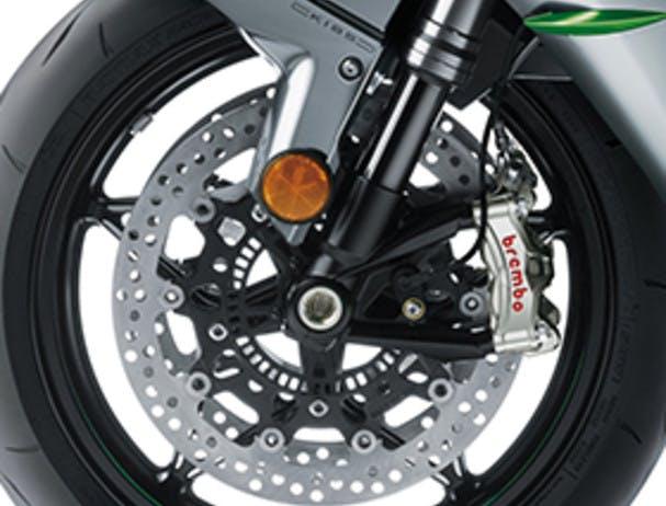 KAWASAKI NINJA H2 CARBON front brake