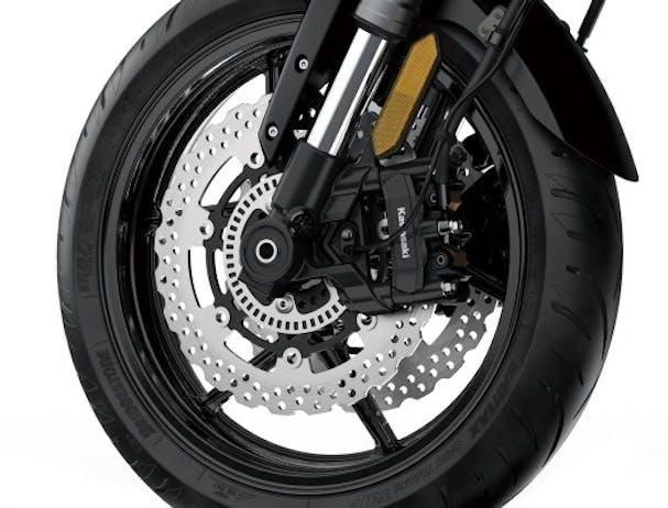 Kawasaki Versys 1000 SE wheels