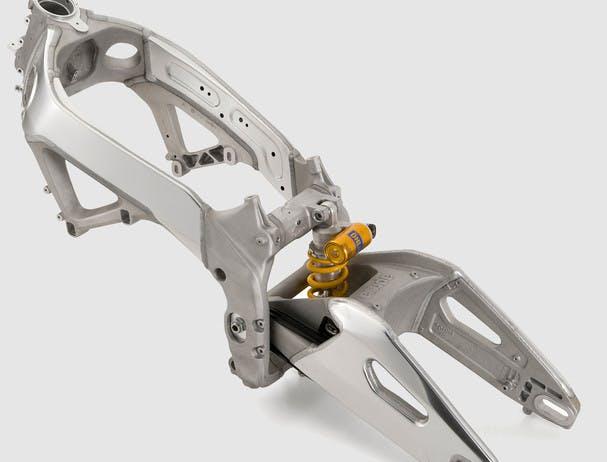 Aprilia RSV4 RR frame