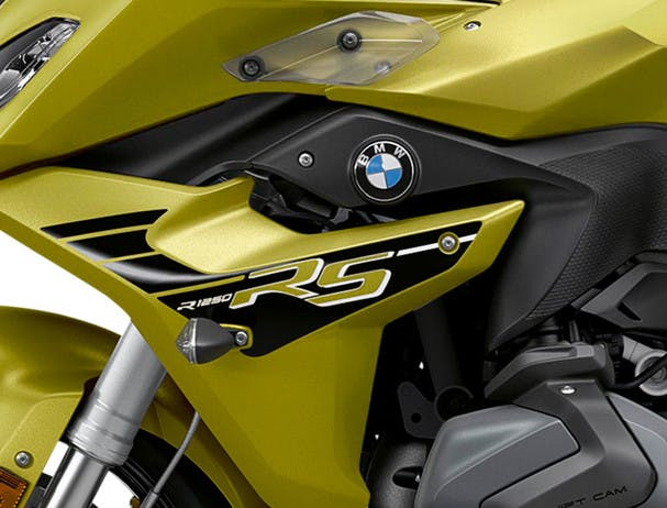BMW R 1250 RS EXCLUSIVE front froks