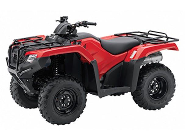 Honda TRX420TM1 fuel-injected