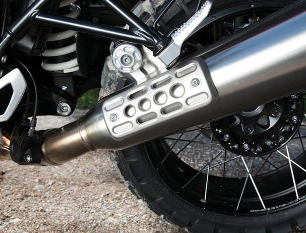 BMW R NINET URBAN G/S silencer