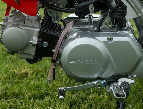 Honda CRF50F engine