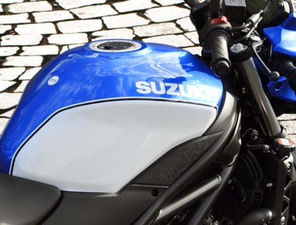 SUZUKI SV650 fuel tank