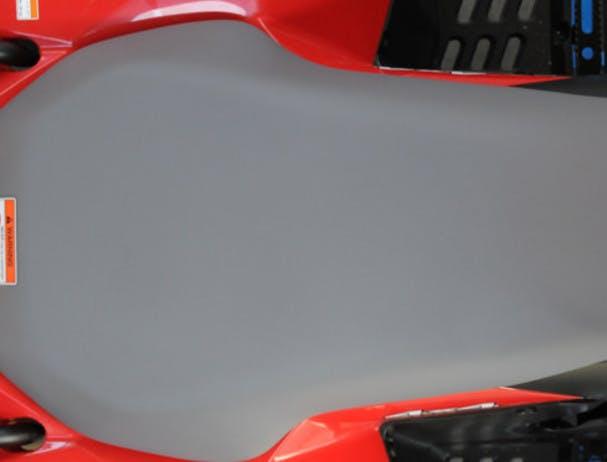 SUZUKI KINGQUAD 400 FSI 4x4 seat
