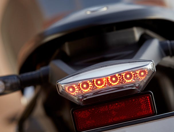 BMW R NINET SCRAMBLER LED rear light