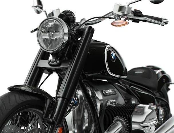 BMW R 18 fork