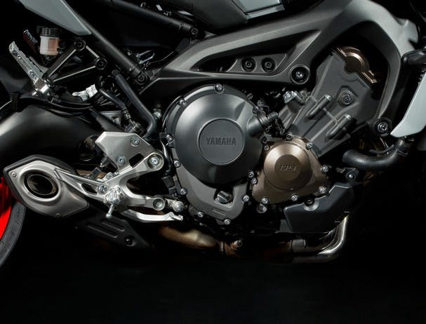 Yamaha MT-09 Exhaust