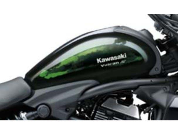 KAWASAKI VULCAN S SE fuel tank