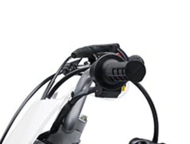 KAWASAKI KLX110R auto clutch system