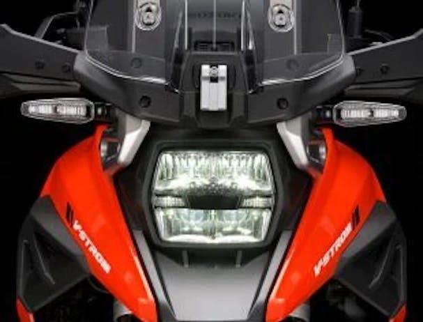 Suzuki V-Strom 1050 LED headlight
