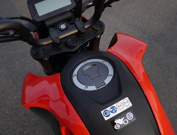 Honda GROM fuel tank