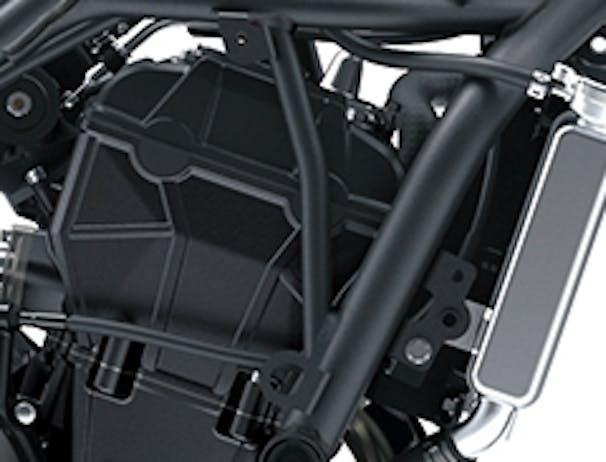 Kawasaki Ninja 650L SE radiator