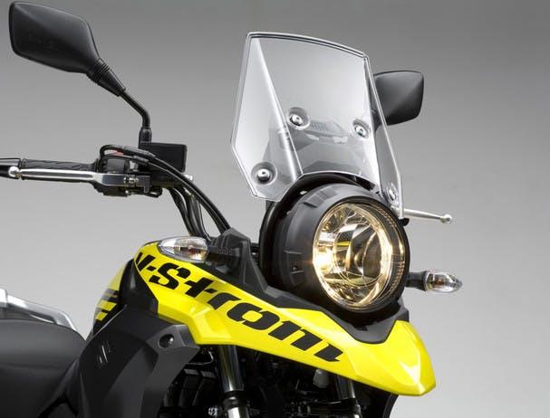 SUZUKI V-STROM 250 headlight