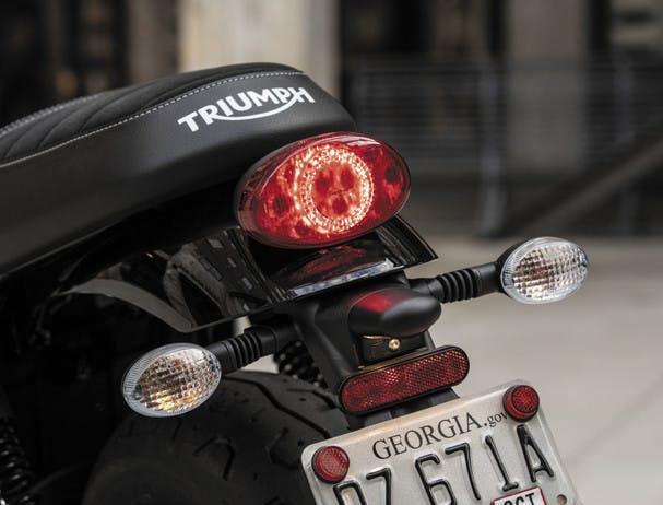 TRIUMPH STREET TWIN LED rear light