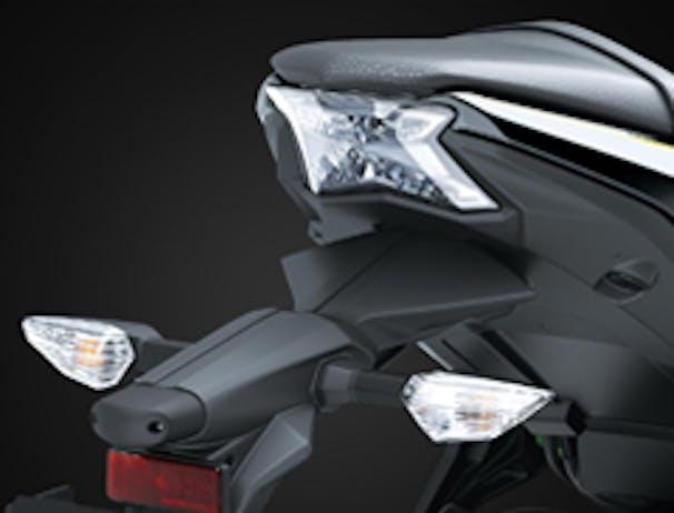 Kawasaki Z650L taillight