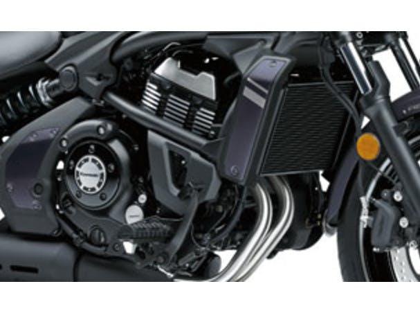 Kawasaki Vulcan S Cafe's engine
