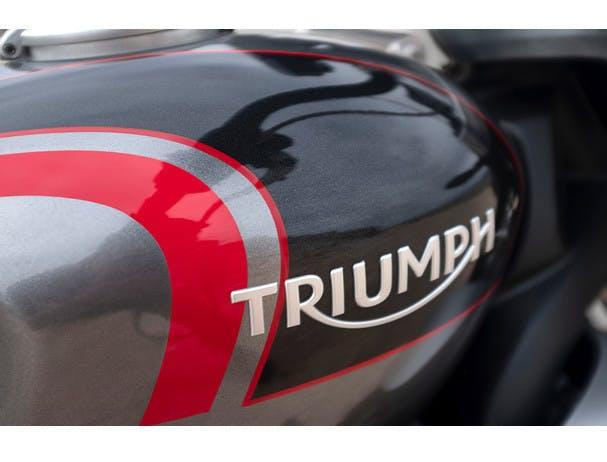 Triumph Rocket 3 GT fuel tank