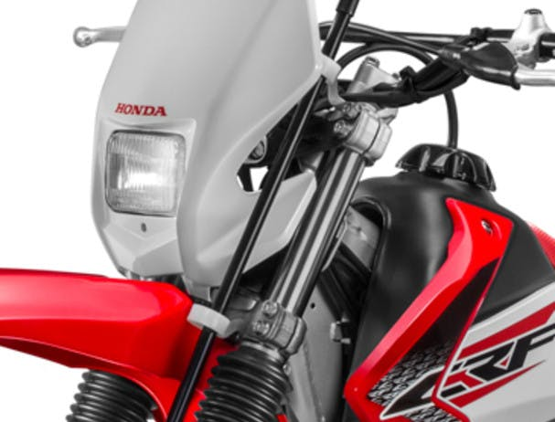 Honda CRF230F additional features