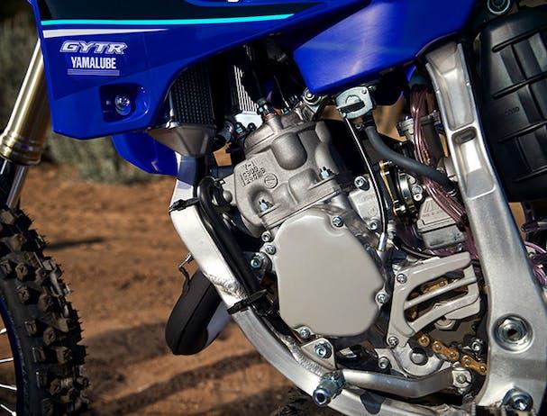 Yamaha YZ125 transmission