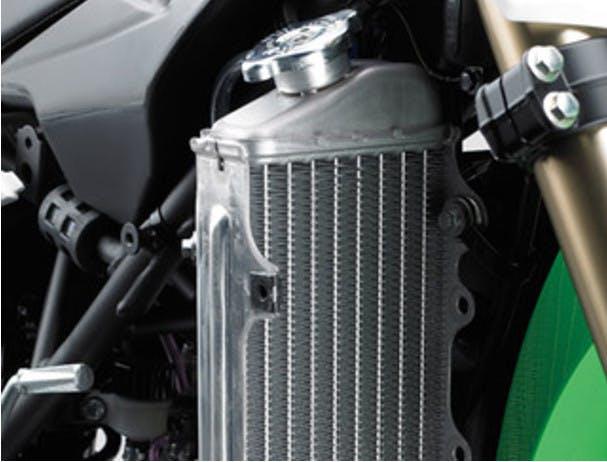 KAWASAKI KX85-II radiator