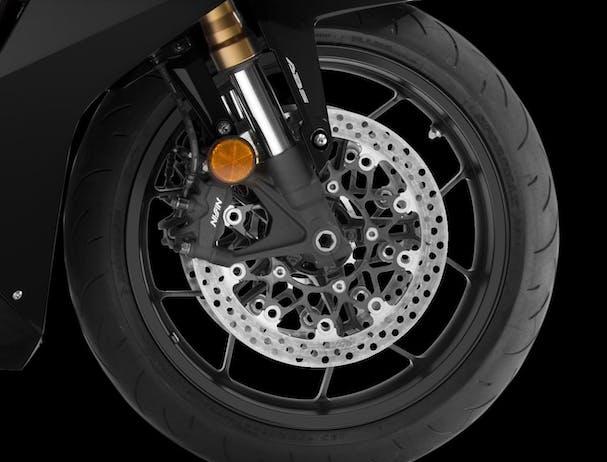 Honda CBR650R wheel